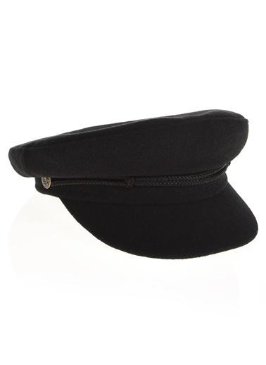 People By Fabrika Denizci Şapkası Siyah